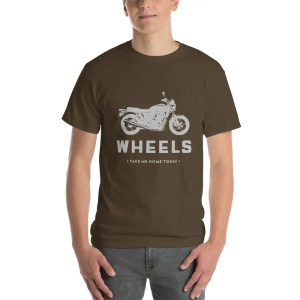 Biker Wheels T-Shirt