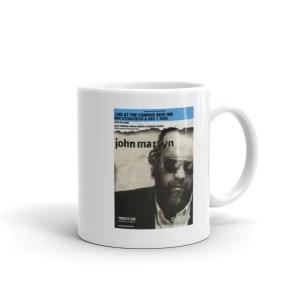 John Martyn Tour Poster Coffee Mug