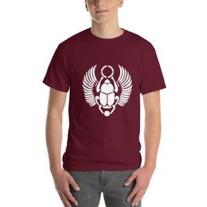 Egyptian Scarab Tee Shirt