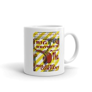 Big Brother and The Holding Co Coffee Mug