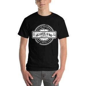 Save The Wilderness Scotland T Shirt