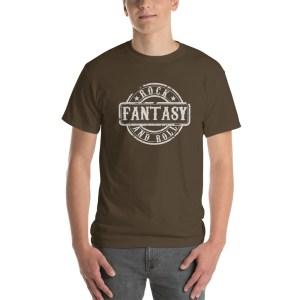 Rock and Roll Fantasy Tee Shirt