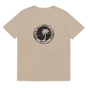 Groovin' Unisex organic cotton t-shirt