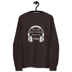 For Those About To Rock Sweatshirt