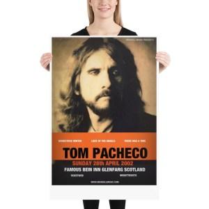 Tom Pacheco Poster