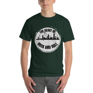 The Heart Of Rock And Roll T Shirt