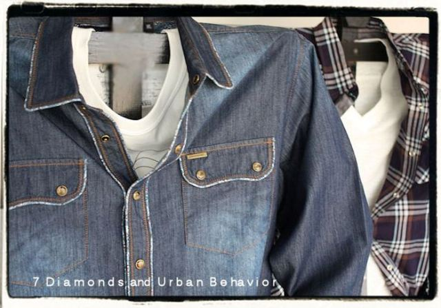7 Diamonds Urban Behavior