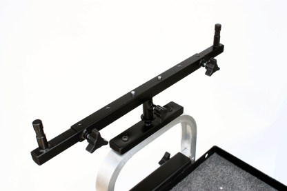 Mag Dual Video Monitor Bracket (Telescopic)