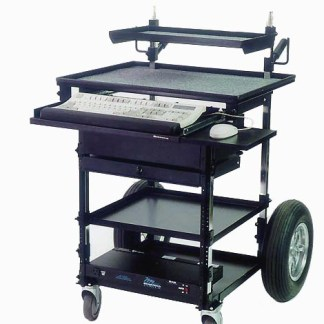 Video EFX Transformer Cart