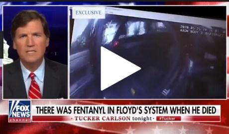 Goerge Floyds Overdose Death