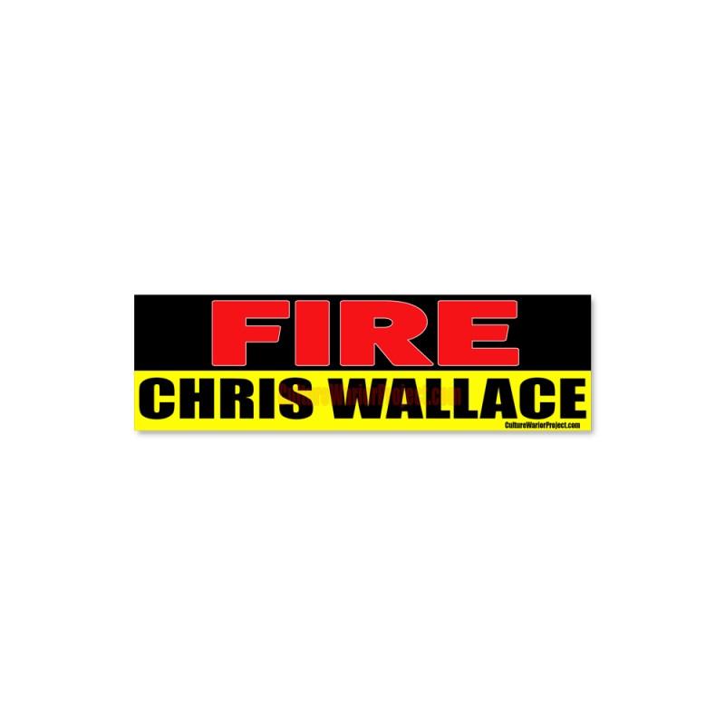 FIRE CHRIS WALLACE