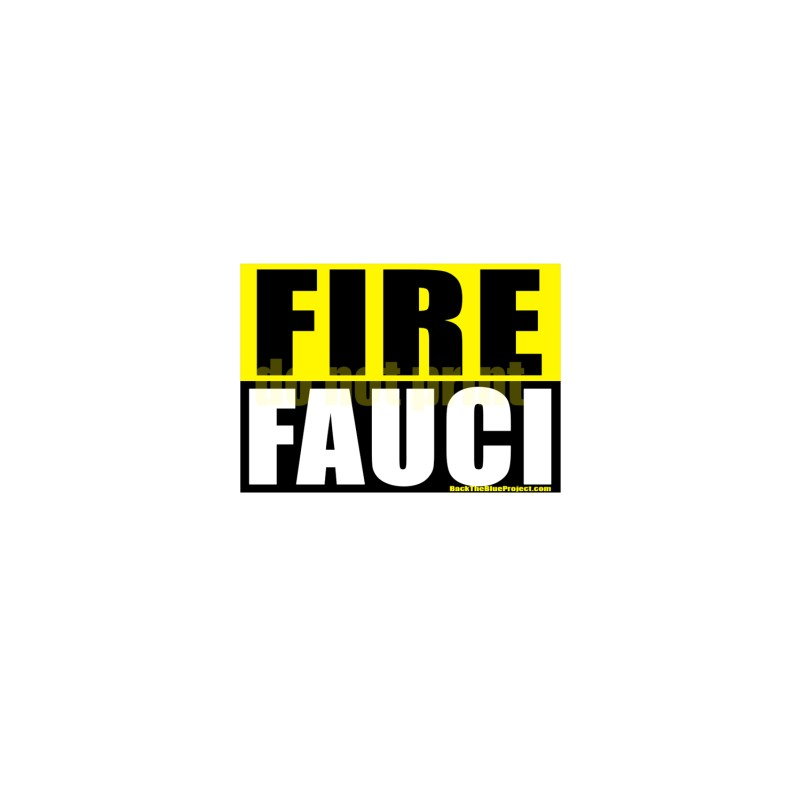 Fire Fauci Stickers