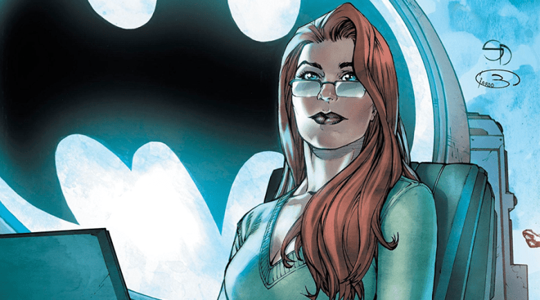 Barbara Gordon as Oracle