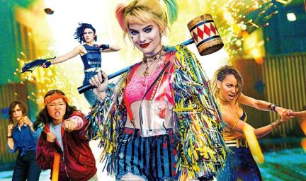 Harley Quinn: Birds of Prey, Open Season