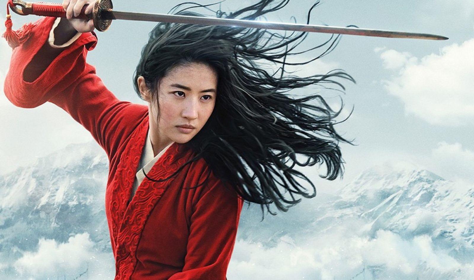 Mulan promotional material