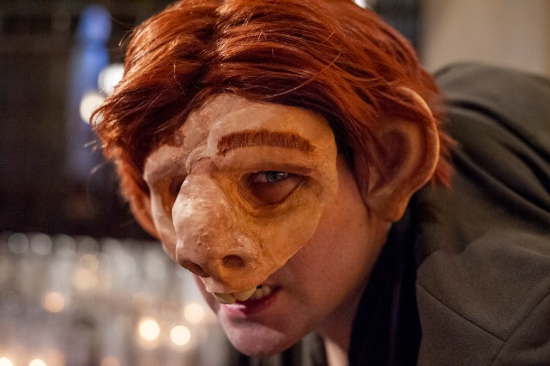 Brendan McWhirk as Quasimodo