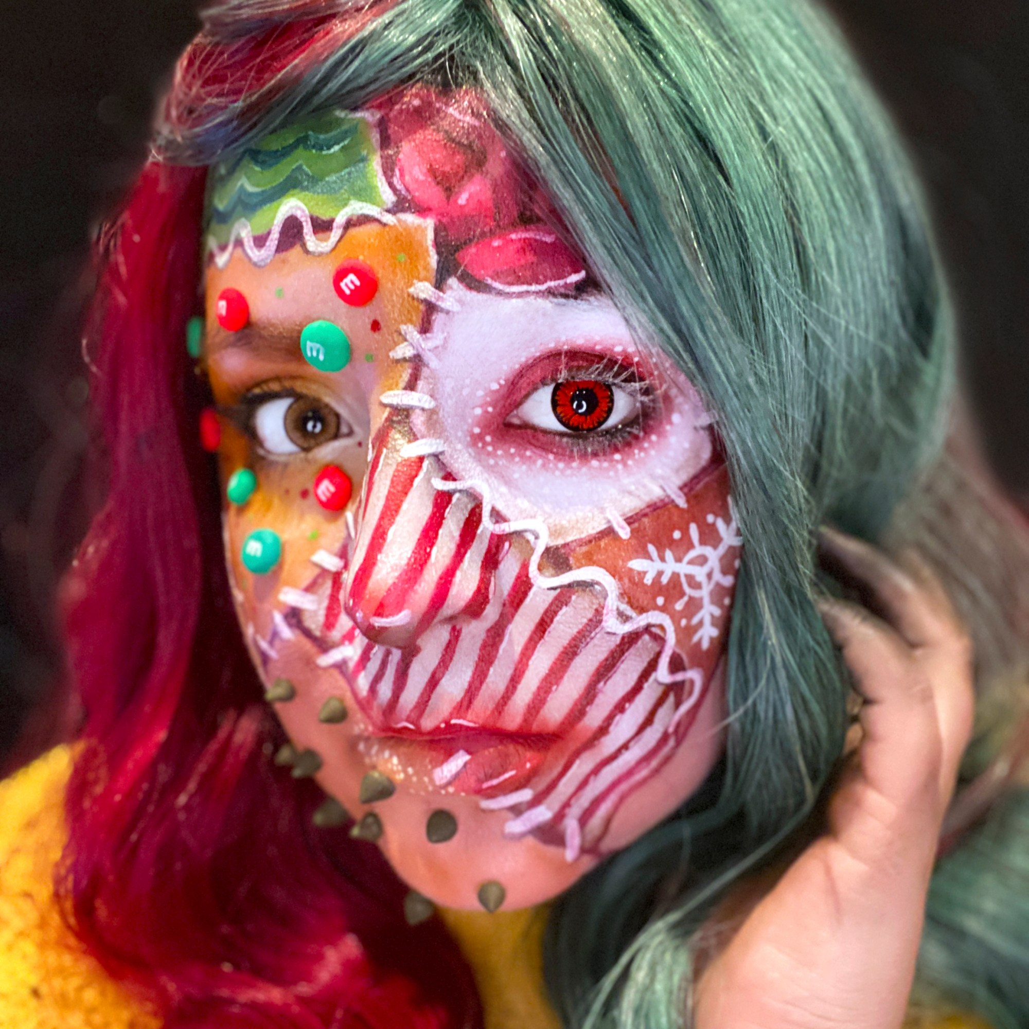 Kaitlyn Armitano as Frankencookie