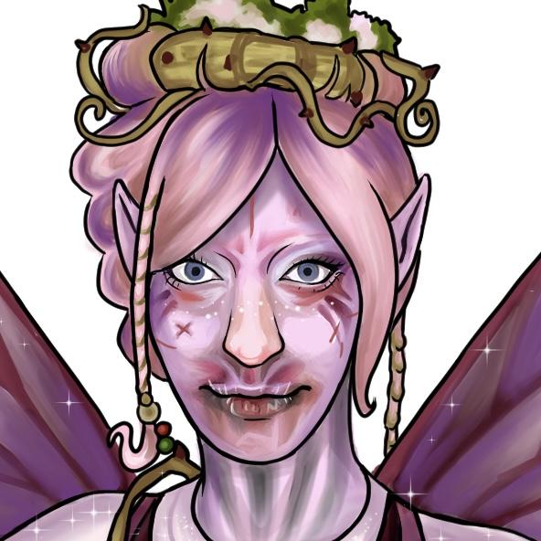 Sugarplum Scary by Hillary Chicoine-Chen