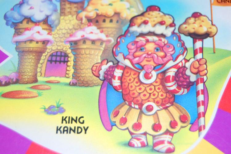 King Kandy Halloween reveal