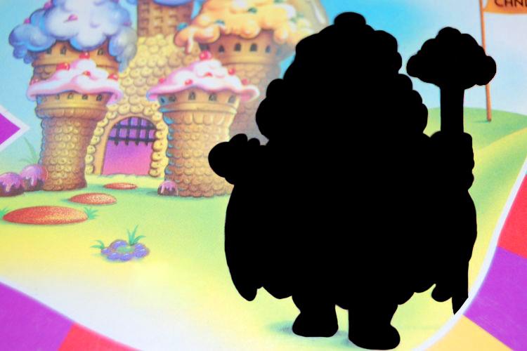 King Kandy silhouette