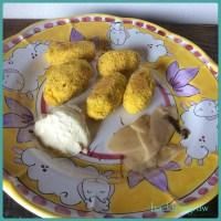 Crocchette di lupino