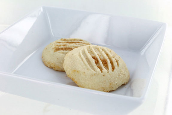 Back To My Roots Gluten Free Shortbread Recipe