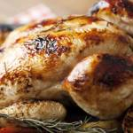 Roasted Whole Chicken in the Slow Cooker