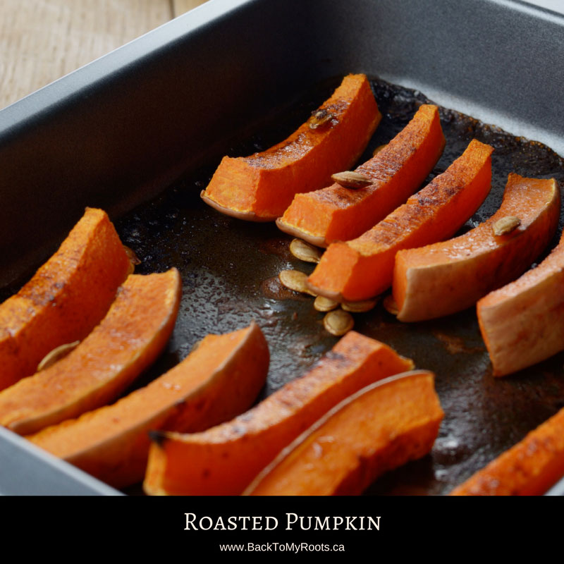 Roasted Pumpkin - Back To My Roots