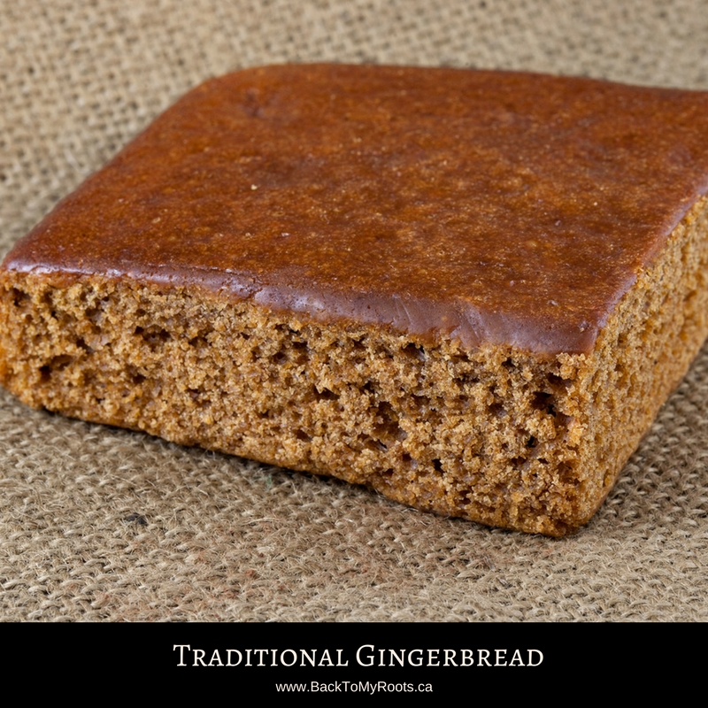 Gingerbread Back To My Roots