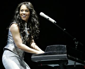 Back To Rockville Review Alicia Keys With Ne Yo