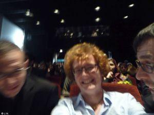 Otto Piene Selfie