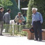 People in Laleh Park
