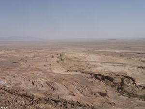 View over Garmeh