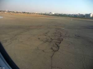 Runway Mehrabad Airport