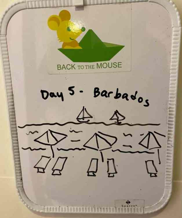 Day 5 - Barbados