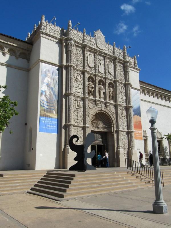 Balboa Park Art Museum
