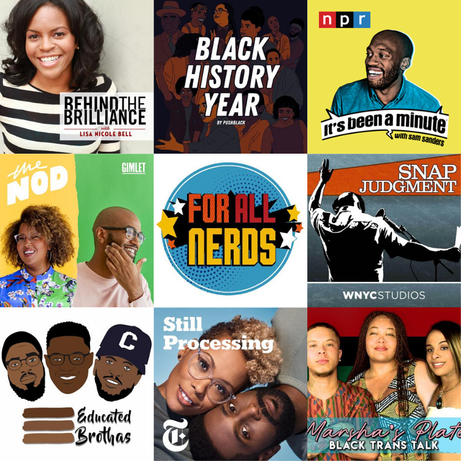 Black Voices in Podcasts: Society & Culture
