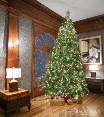 Stanley Hotel at Christmas