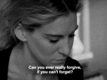Oare vei putea vreodată să ierți cu adevărat dacă nu poți uita?