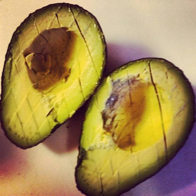 Avocados Sliced