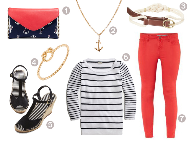 Nautical Fashion Trends