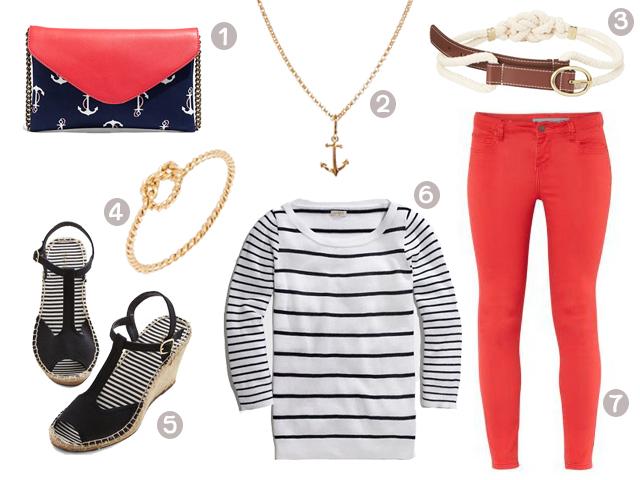 Nautical Fashion Trends