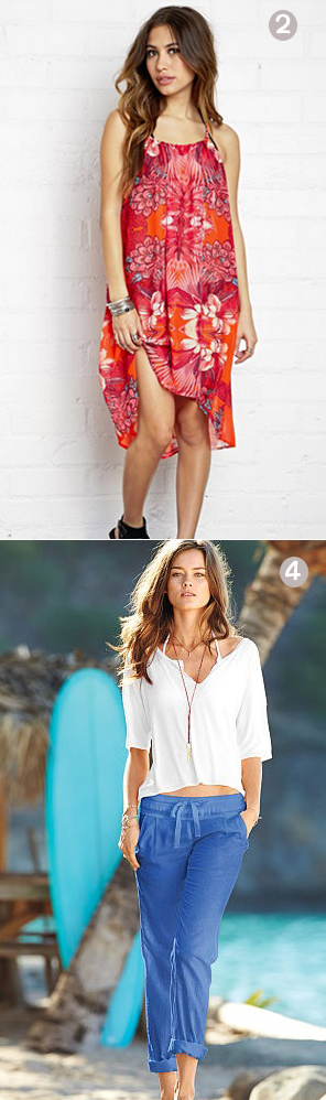 Swimsuit Cover-up Fashions