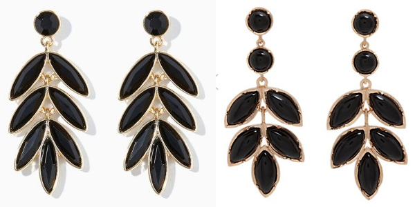 Earrings - Looks For Less