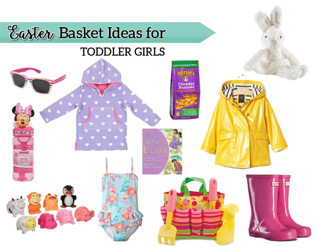 Easter basket ideas for toddler girls negle Image collections