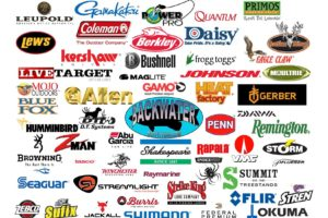 hunting and fishing manufacturers