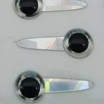 3d tab eyes for fishing lures
