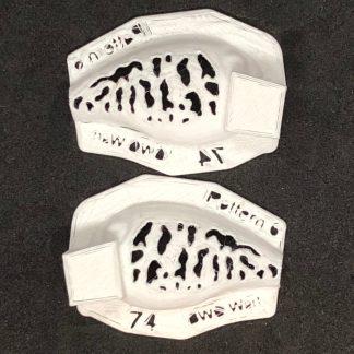 wart pattern 6 stencil