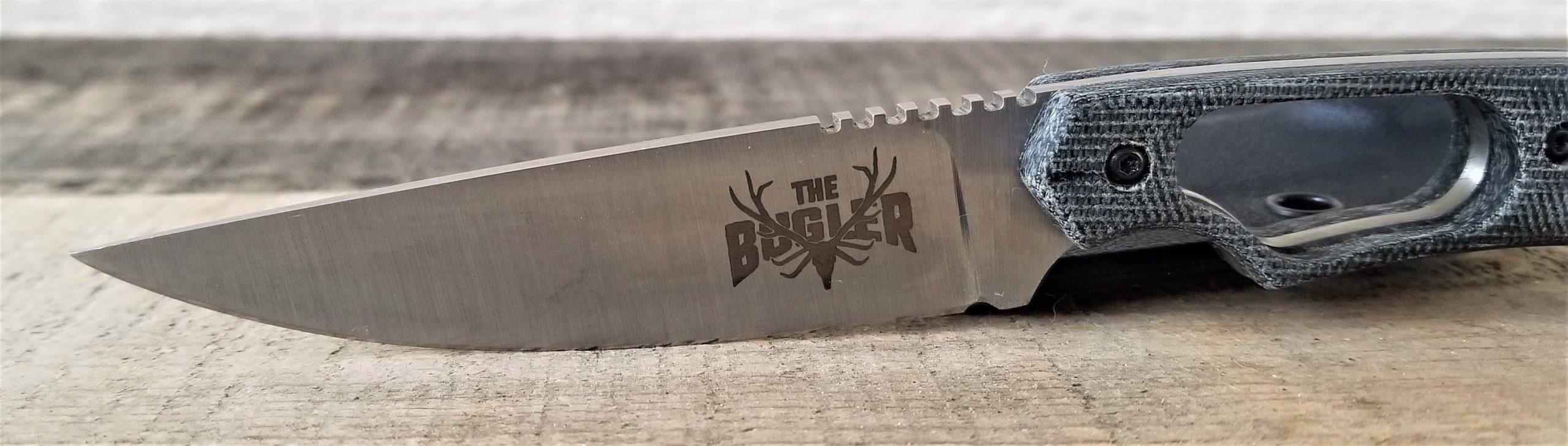 1.9 oz Bugler Blade Knife Review | Best Hunting Knives