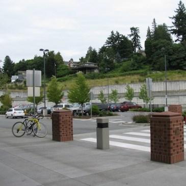 Mount Vernon, Washington Greyhound station